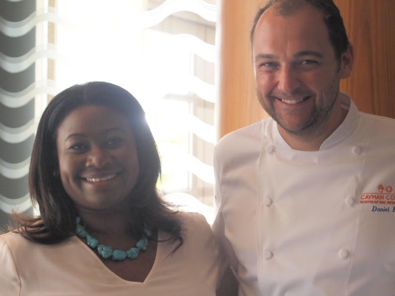 Daniel Humm Chef at Eleven Madison Park NYC