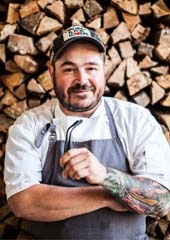Photo of Sean Brock