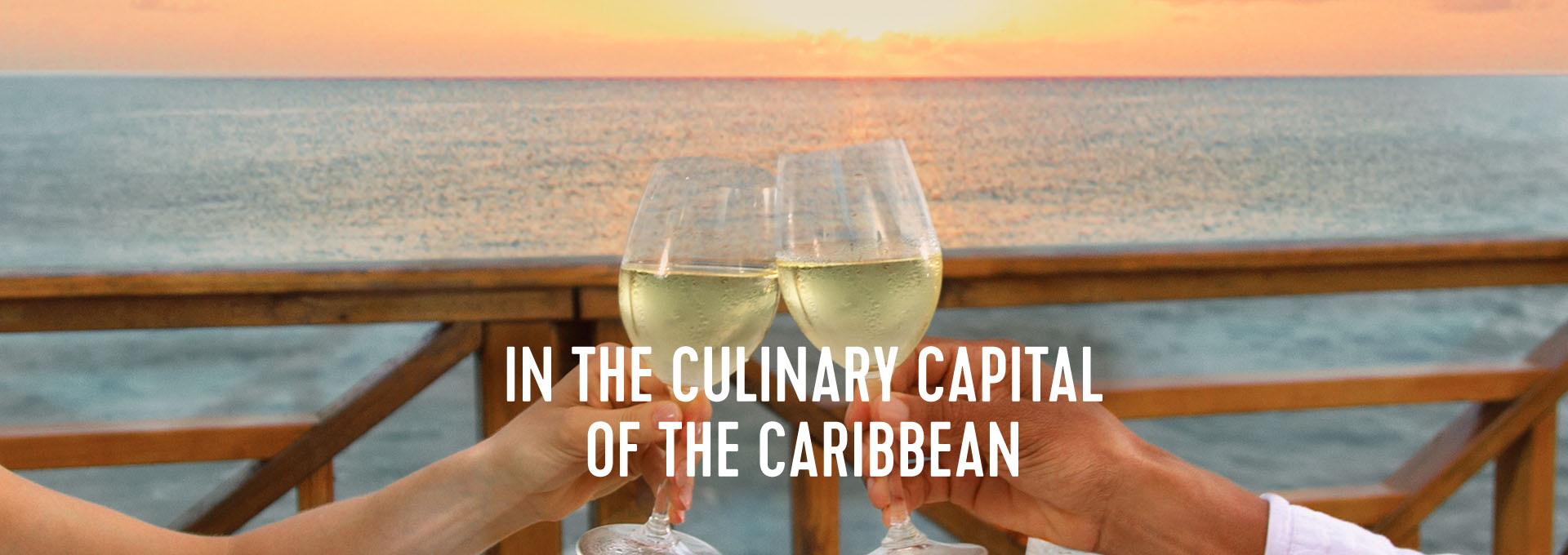 In the Culinary Capital of the Caribbean