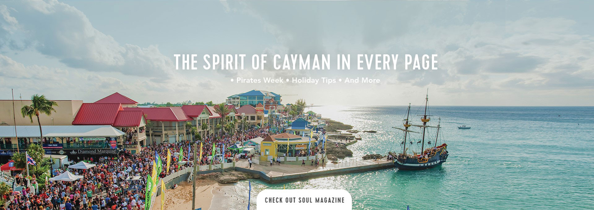 Soul Magazine - The Spirit of Cayman in Every Page