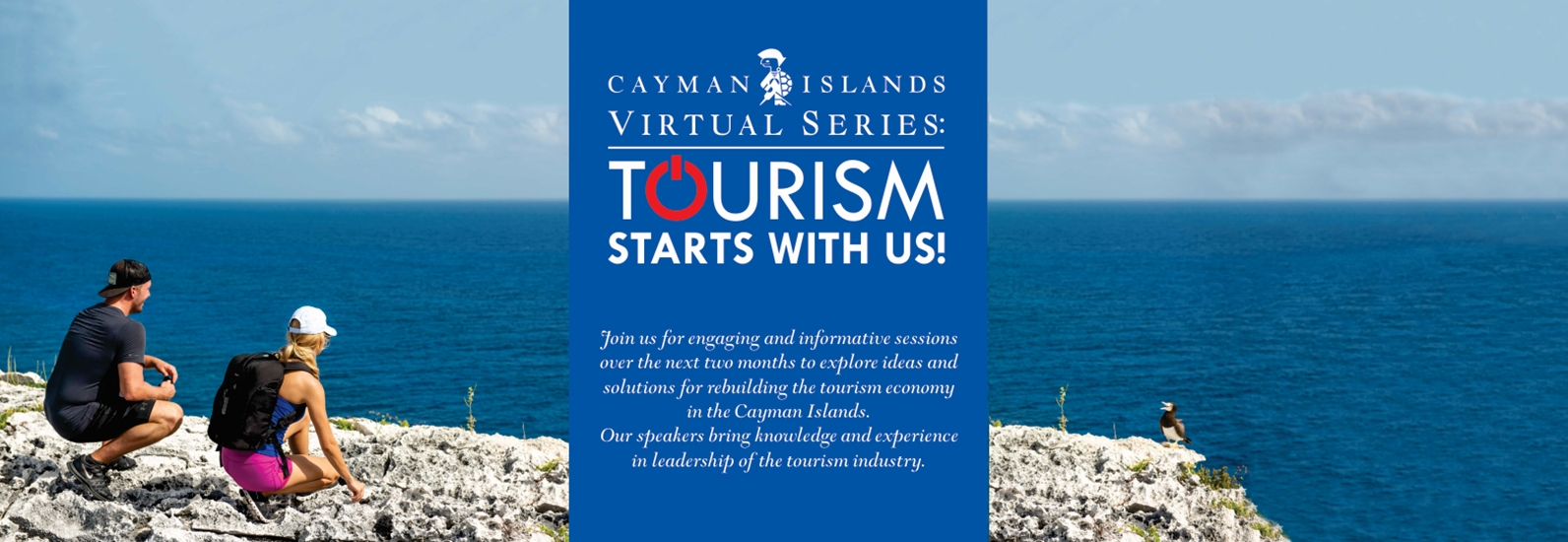 Cayman Islands  Virtual Series: Tourism Starts with us!