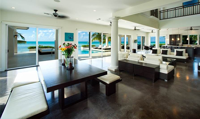 Grand Cayman Villas >> Luxury Cayman Villas In Grand Cayman