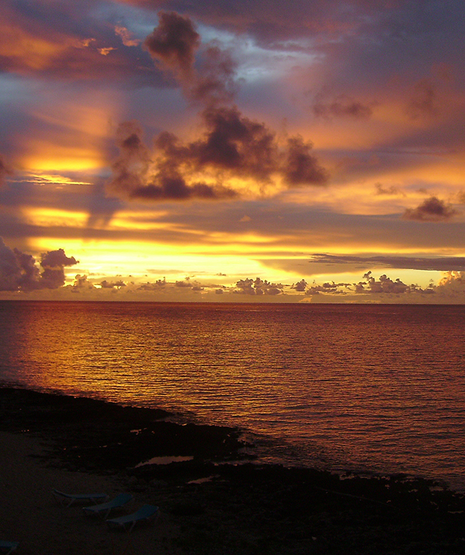 Best Places In The Us In May: Top Five Places To Watch The Sunset In The Cayman Islands